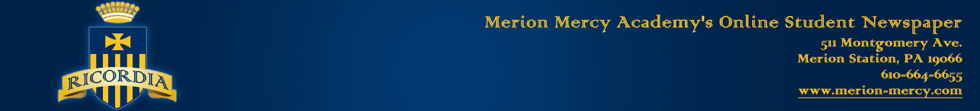 The student news site of Merion Mercy Academy