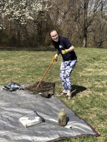 Father-Daughter Service Project
