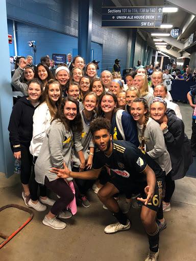 Spotlight: Soccer Team
