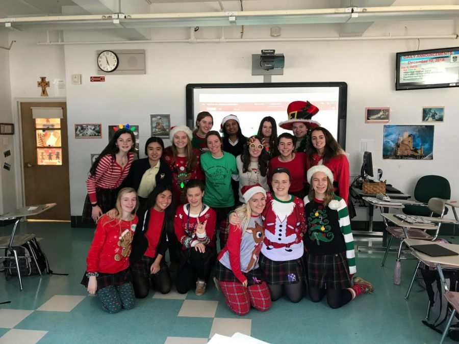 Red, Green, and Jingle Day