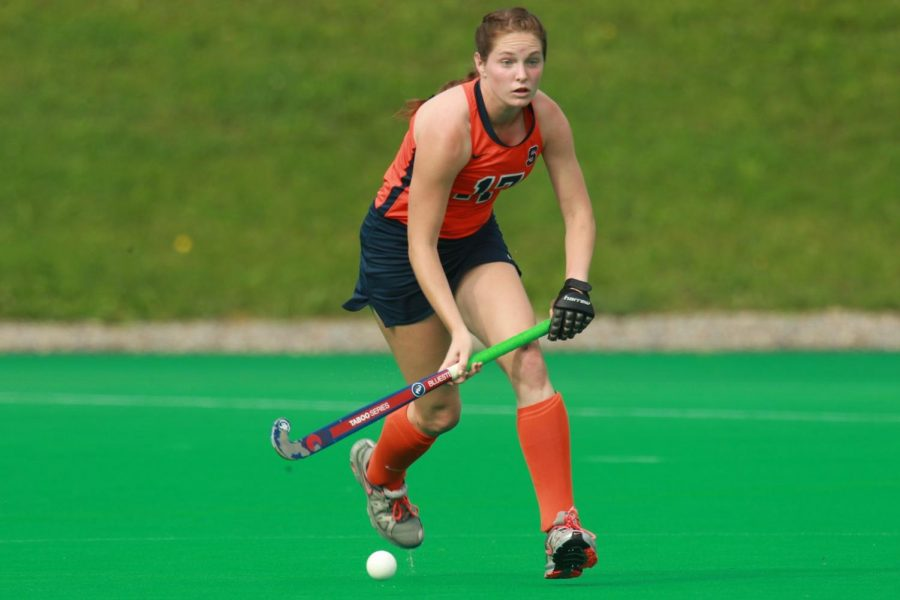 Liz Sack: Merion Mercy and SJU Field Hockey